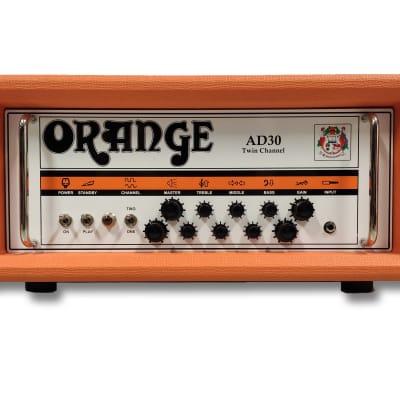Orange AD30HTC Twin Channel Head 30w UK