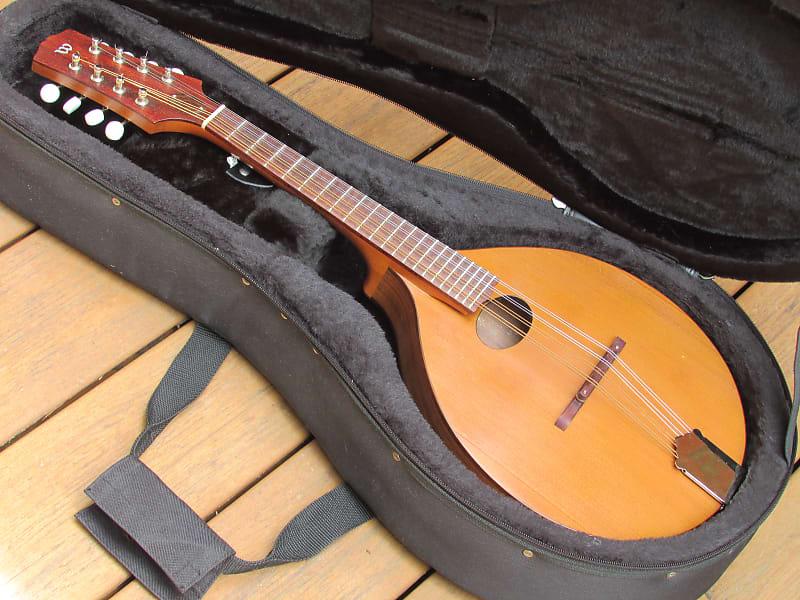 2009 Ray Webber A Style Mandolin Solid Cedar Walnut Made In Reverb