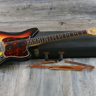 Super Clean & Collector Owned! 1966 Fender Electric XII 12-String Guitar + OHSC for sale
