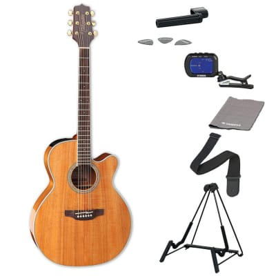 Takamine GN77KCE Koa Acoustic Electric Guitar for sale