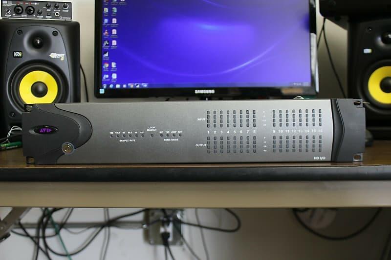 Avid HD I/O 16x16 Analog // Pro Tools Audio Interface | Reverb