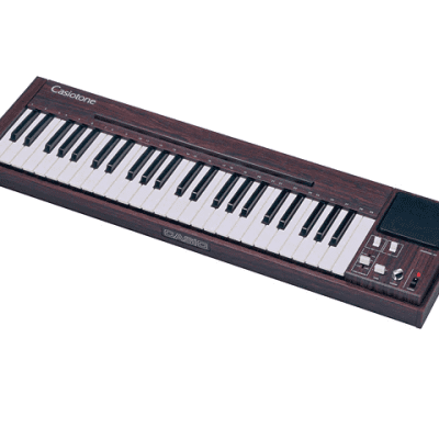Casio CT-201 49-Key Synthesizer Early 1980s