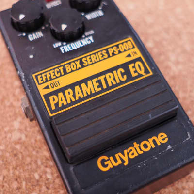 Guyatone PS-008 Parametric Equalizer for sale