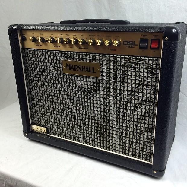 Marshall DSL40CV DSL40C Limited Edition Vintage Finish