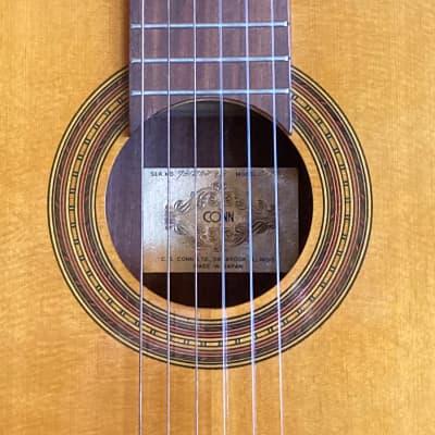 Conn C10 Nylon string acoustic 70's stnadard for sale