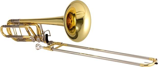 Jupiter JTB1180 Performance Series Bass Trombone | Reverb