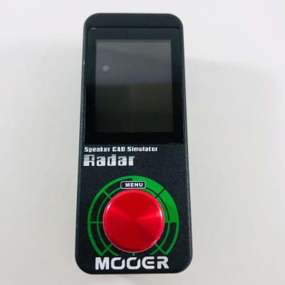 Mooer Radar Speaker Simulator  *Sustainably Shipped*