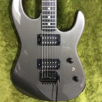 B.C. Rich ST Custom USA 1986 Gun Metal Grey for sale