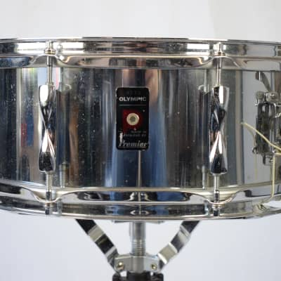 Premier Pipe Snare Drum Bagpipe Band Marching Snare | Reverb