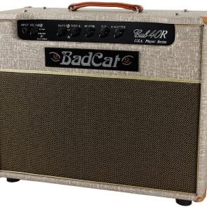 "Bad Cat Cub 40R USA Player Series 40-Watt 1x12"" Guitar Combo with Reverb"