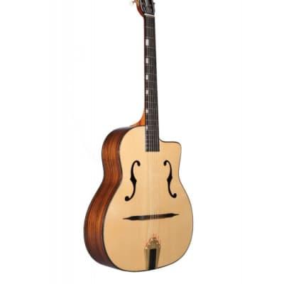 Guitare Jazz Manouche Altamira M01F Epicéa Massif / Palissandre - Livrée En Étui for sale