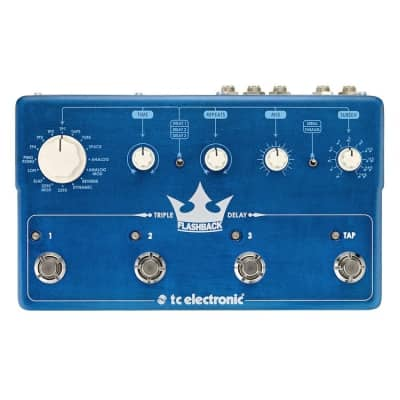 TC Electronic Flashback Triple Delay Pedal for sale