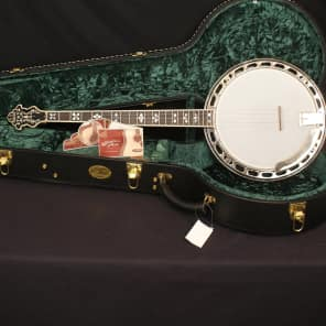 Recording King RK-R80 Professional Resonator Banjo