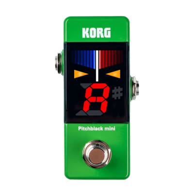 Korg Pitchblack Pb Mini Gr Tuner for sale