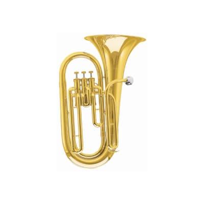King 623 Diplomat Student Model 3/4-Size Upright 3-Valve Baritone Horn