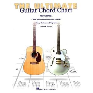 Hal Leonard Ultimate Guitar Chord Chart