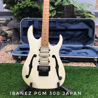 Ibanez Pgm300 2003 White for sale