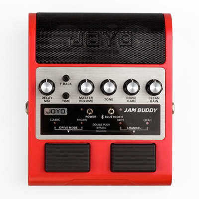 Joyo JAM BUDDY Dual channel 2x4W pedal guitar amp Just Released! for sale