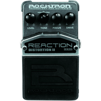 Rocktron Reaction Distortion for sale