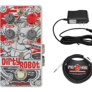 Digitech Dirty Robot + 9V Power Supply + 10ft 1/4