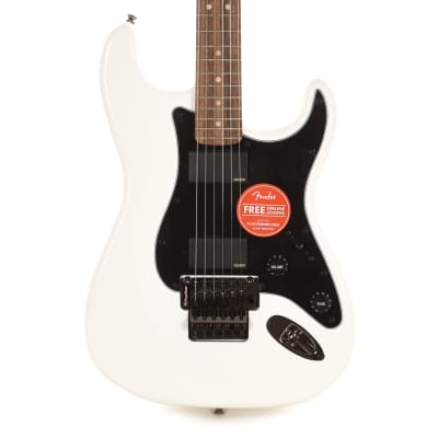 Squier Contemporary Stratocaster HH Olympic White USED
