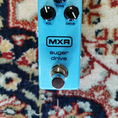MXR M294 Sugar Drive Mini Overdrive