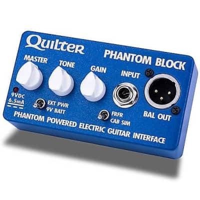 "Quilter Phantom Block' Authorized Dealer"""