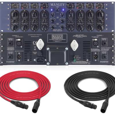 Manley Labs Massive Passive Mastering EQ Equalizer | Pro Audio LA