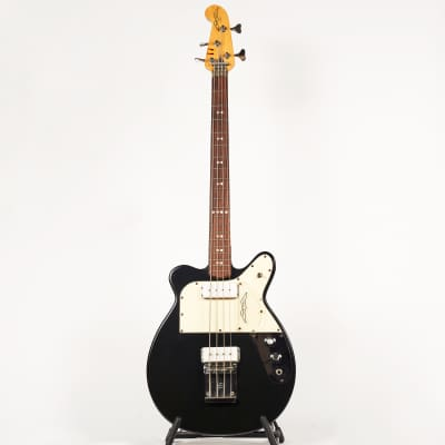 Micro-Frets Husky Bass 1970 Black for sale
