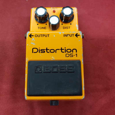 Boss DS-1 Distortion MIJ 1980s for sale