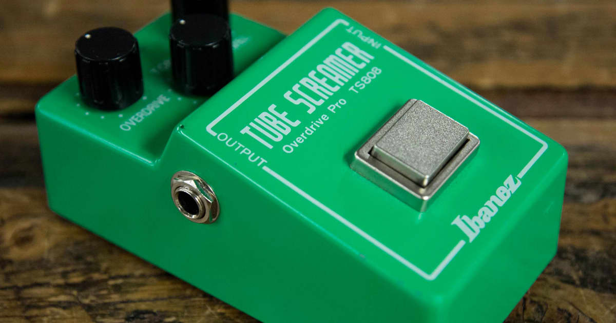 How to Use Your Tube Screamer to Dial-In the Tones of Five Famous Players