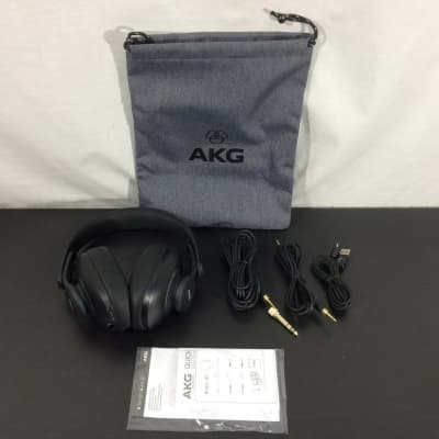 AKG K361BT Professional Audio Bluetooth Headphones - Customer Return