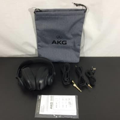 AKG K361BT Professional Audio Bluetooth Headphones - Customer Return