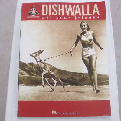 Dishwalla Pet Your Friends Sheet Music Song Book Songbook Guitar Tab Tablature