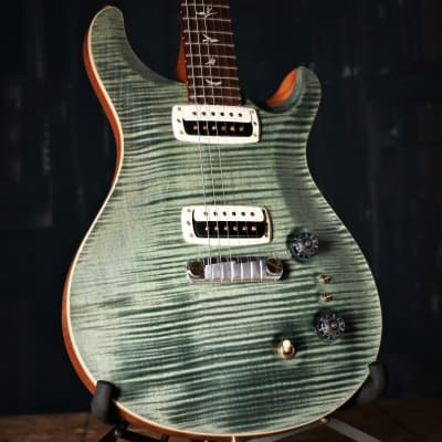 Paul Reed Smith Paul's Guitar 10-Top 2021 Trampas Green for sale
