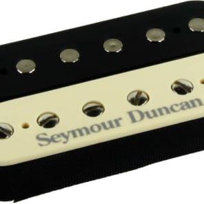 Seymour Duncan TB-16 59/Custom Hybrid Bridge Pickup, Zebra, F-Spaced