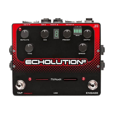 Pigtronix E2B Echolution 2 Delay