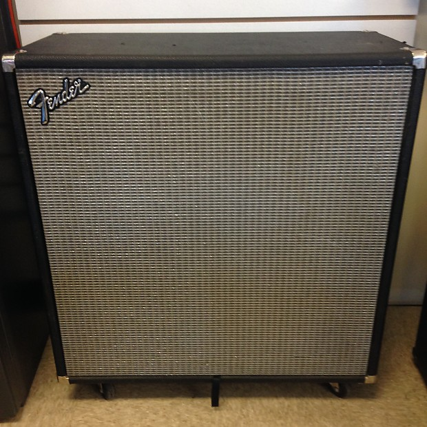 Fender 4x12 Speaker Cabinet (Model: DT-412) INV#23212 | Reverb