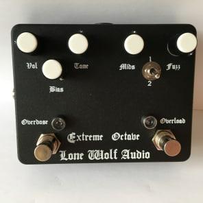 Lone Wolf Audio Overdose Overload Extreme Octave Fuzz