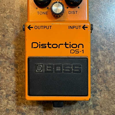1990 Boss DS-1 Distortion for sale