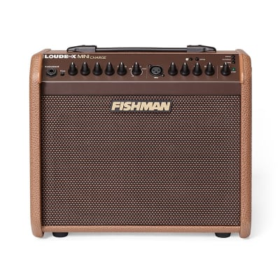 Fishman Loudbox Mini Charge Battery Powered Acoustic Amplifier for sale