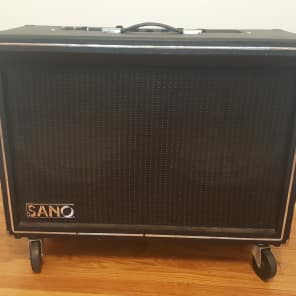 Sano 500r-12 50 watt 2x12 1963 for sale