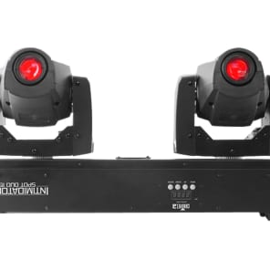 Chauvet INTIMSPOTDUO155 Intimidator Spot Duo 155 LED Moving Head Light
