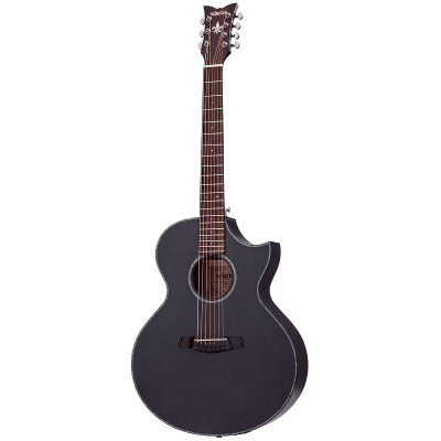 Schecter Orleans Stage 7 String Acoustic SSTBLK 3709 for sale