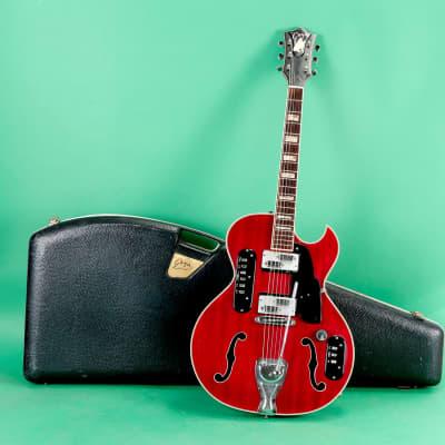 Goya Rangemaster 1967 Red for sale