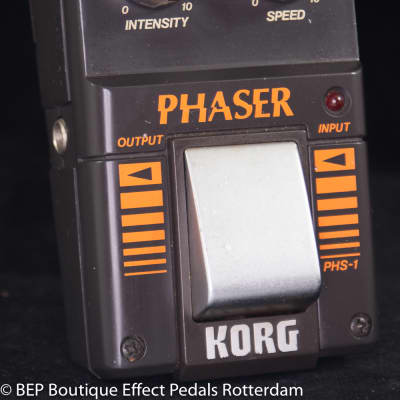 Korg PHS-1 Phaser s/n 002247 early 90's Japan for sale