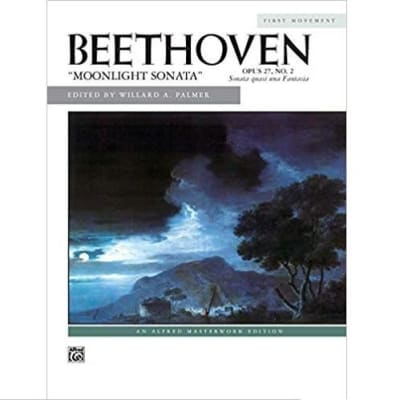 "Beethoven: ""Moonlight Sonata"" Opus 27, No. 2 (First Movement)"