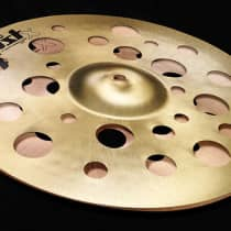 "Paiste 14"" PST X Swiss Flanger Stack 2010s image"