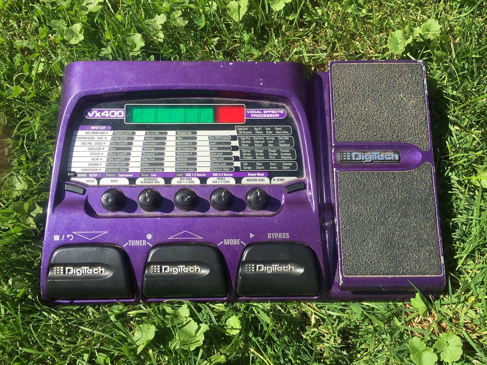 DIGITECH VX400 DRIVERS FOR WINDOWS 7
