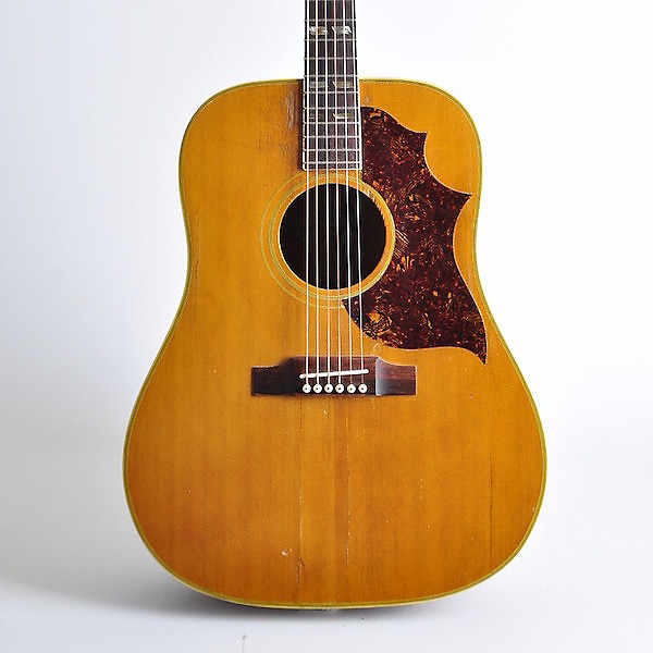Gibson Country Western Dreadnought Acoustic Guitar | Reverb